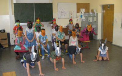 Die Bremer Stadtmusikanten – interaktiv